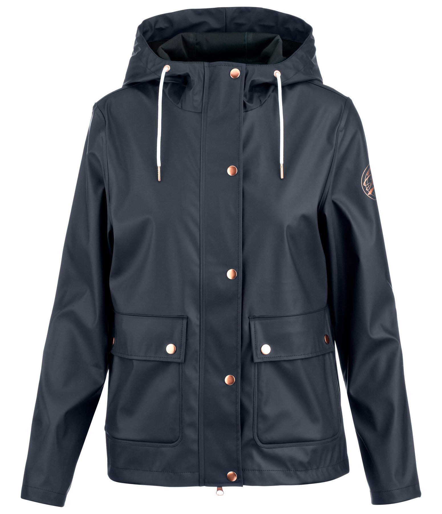 hooded Rain Jacket Tessa