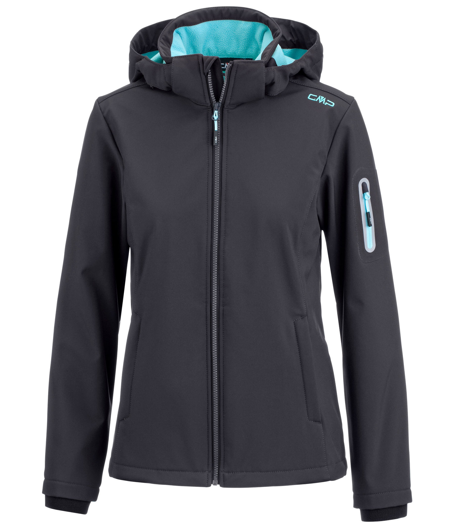 Hooded Soft Shell Jacket Kiara