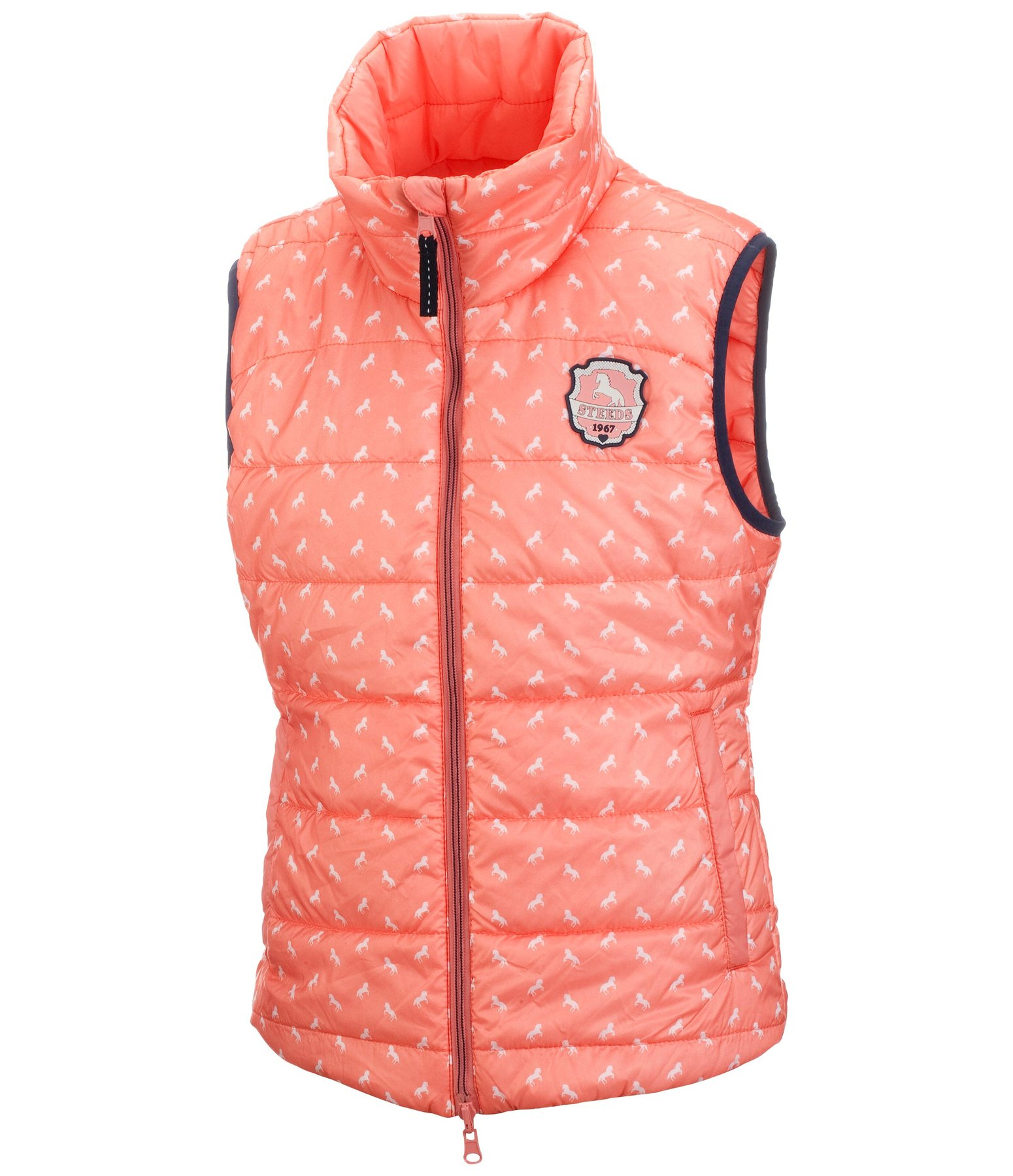 7e73f96cf STEEDS Children's Reversible Riding Gilet Coco - 680584-6Y-AP