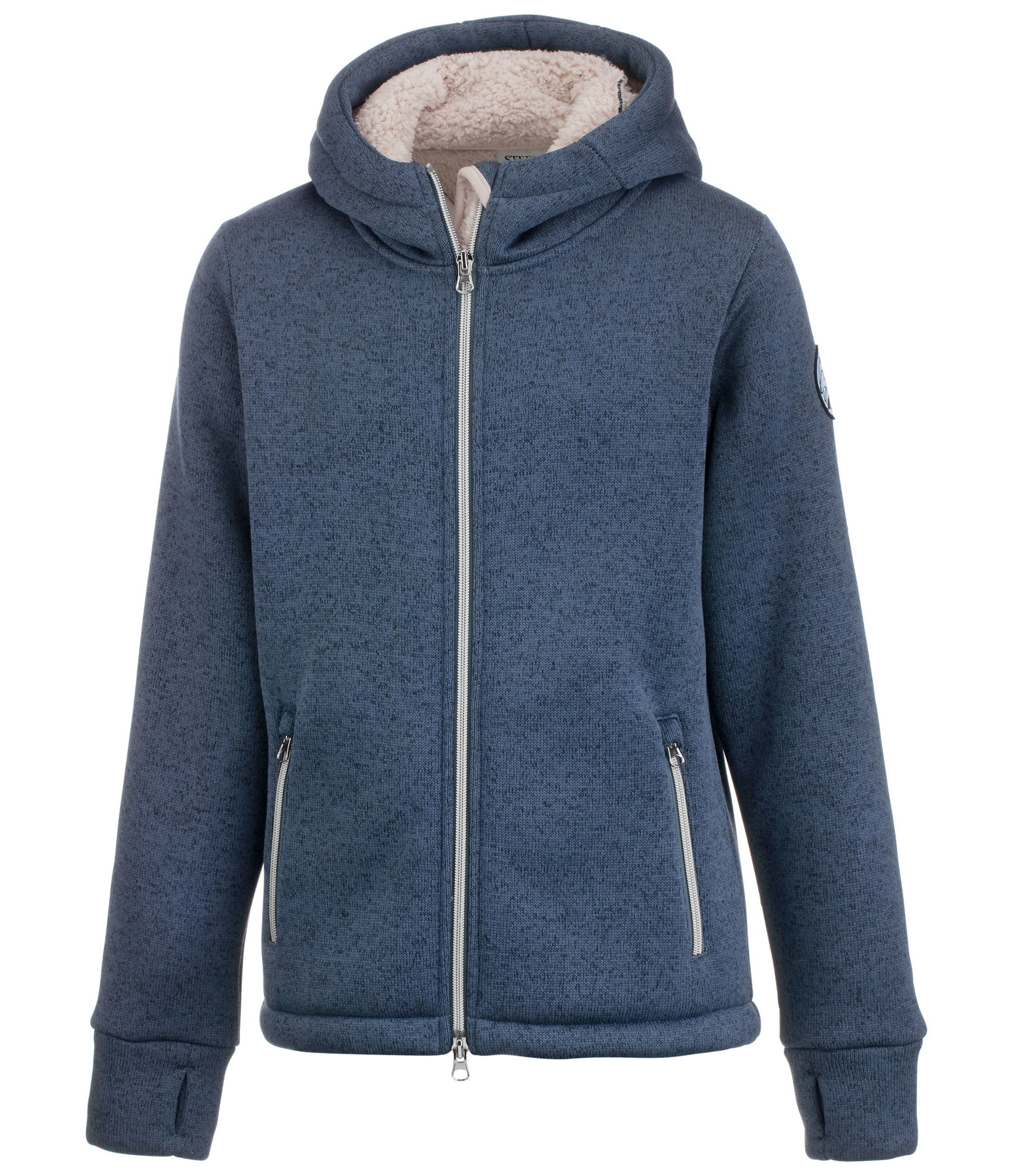 Children's Knitted Fleece Jacket Lotte