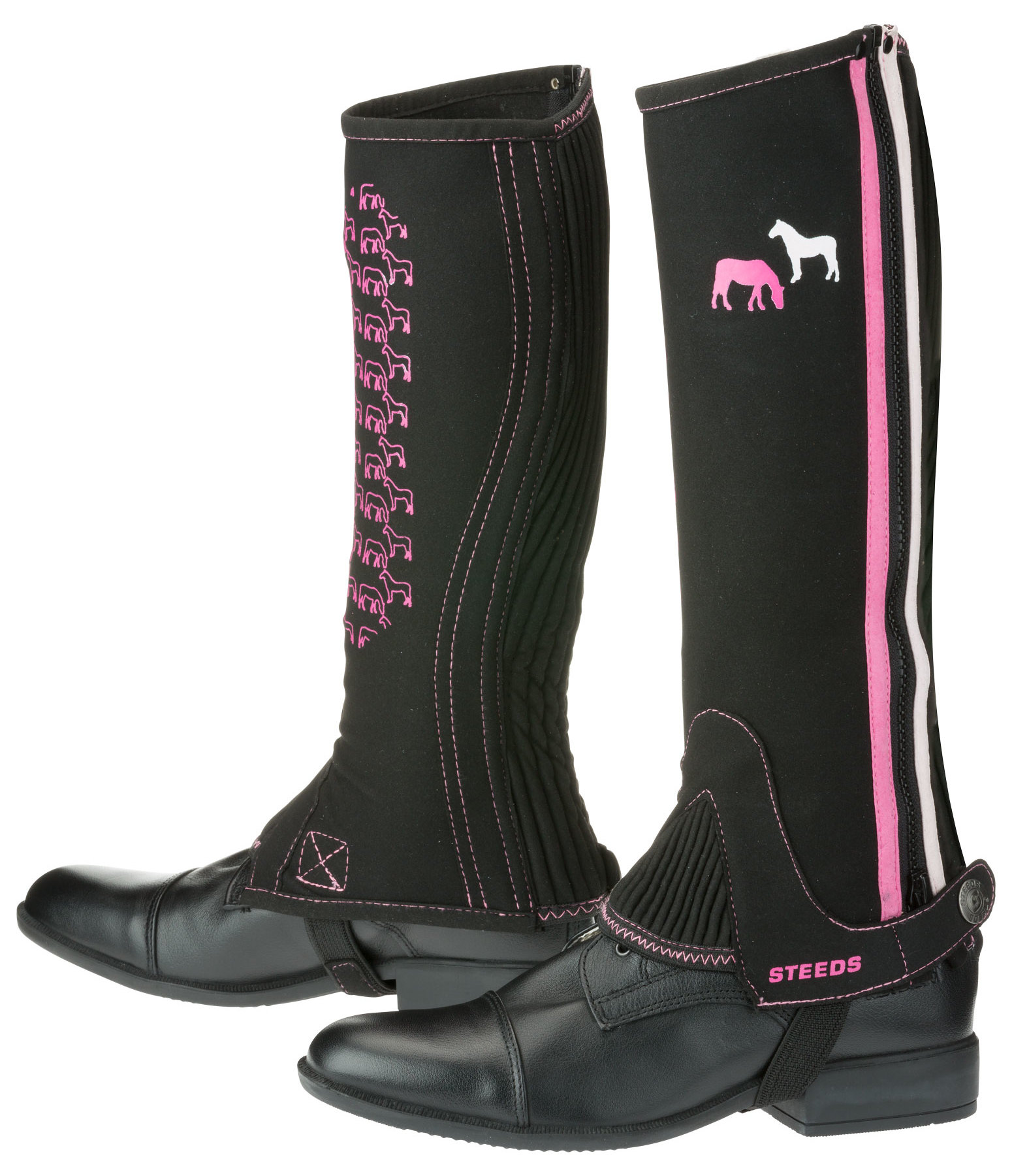 STEEDS Children's Half Chaps Sadie