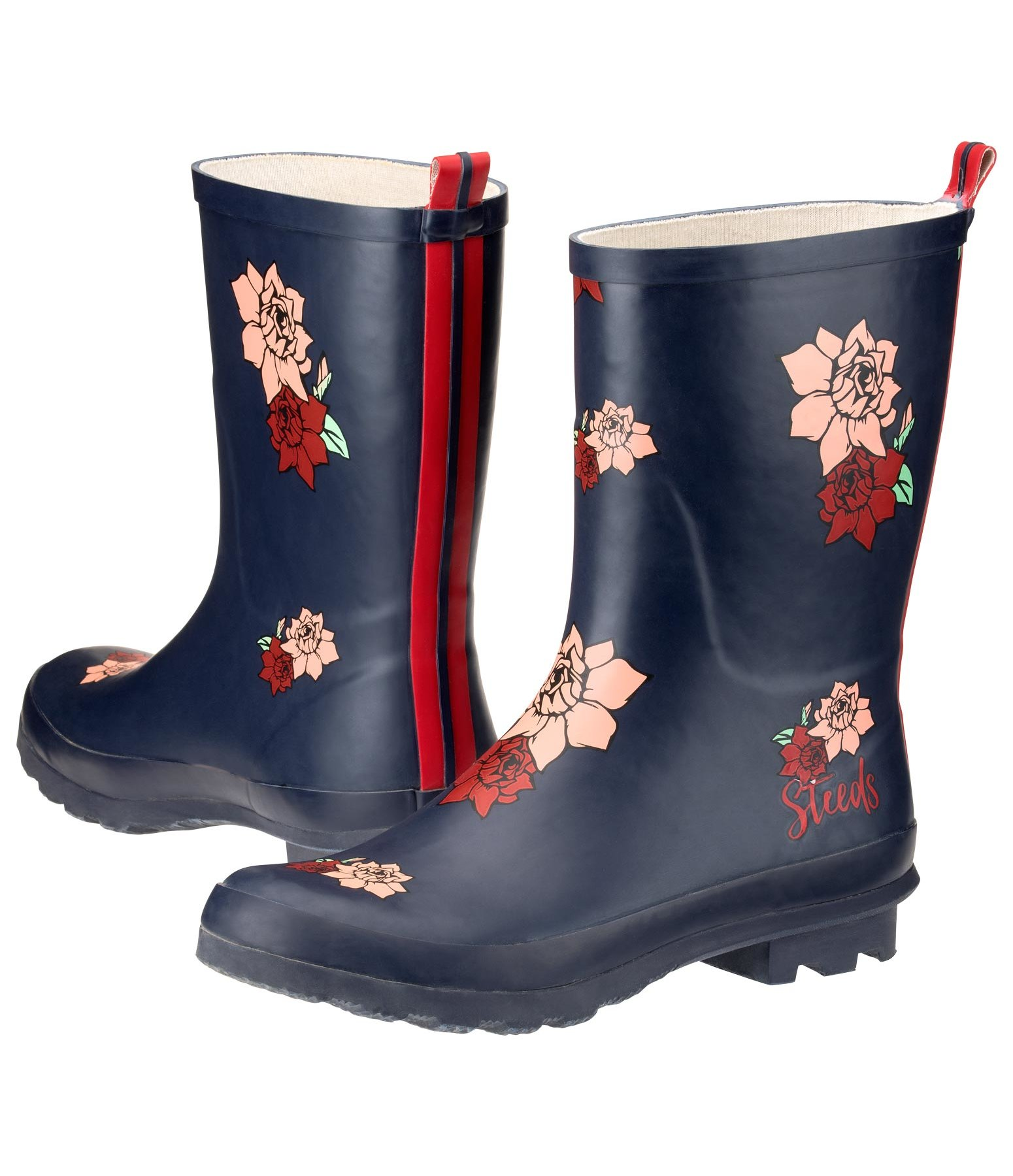 Rubber Boots Maxi