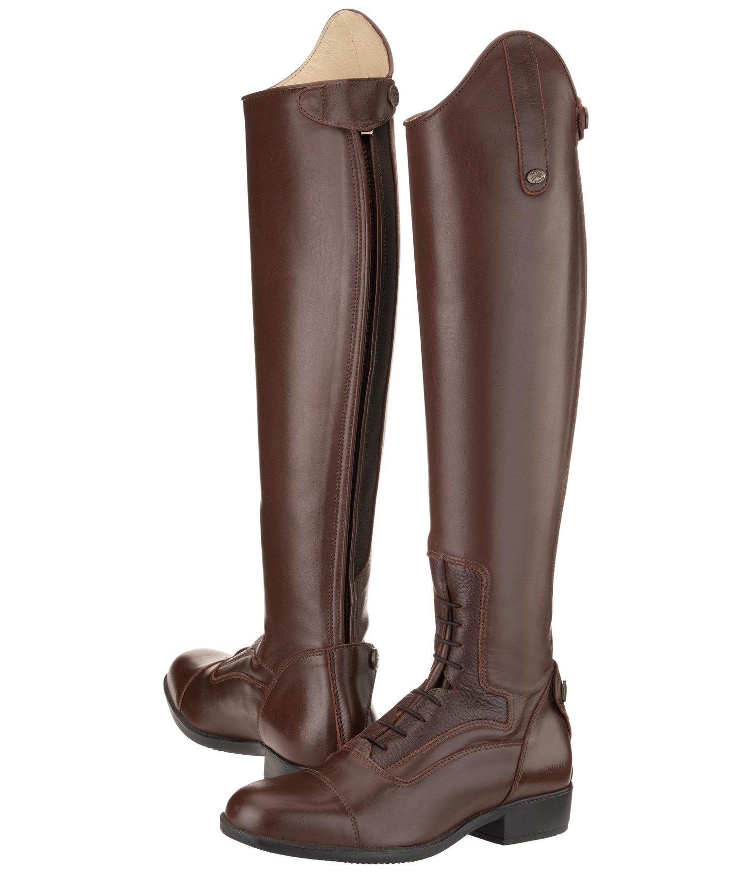 679965943 Felix Bühler Long Riding Boots Milano Cognac - 740830-4-CG
