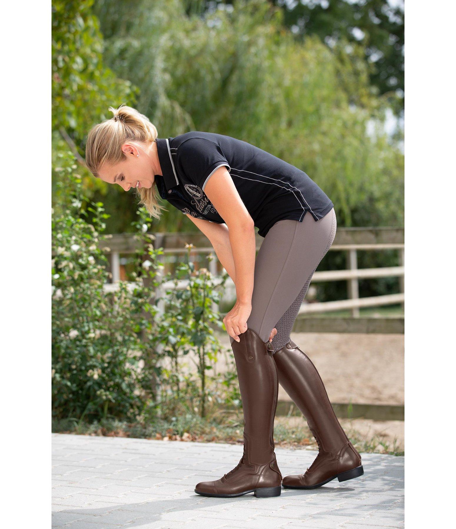 d6469e4d1 Felix Bühler Long Riding Boots Milano Cognac - 740830-4-CG - 2
