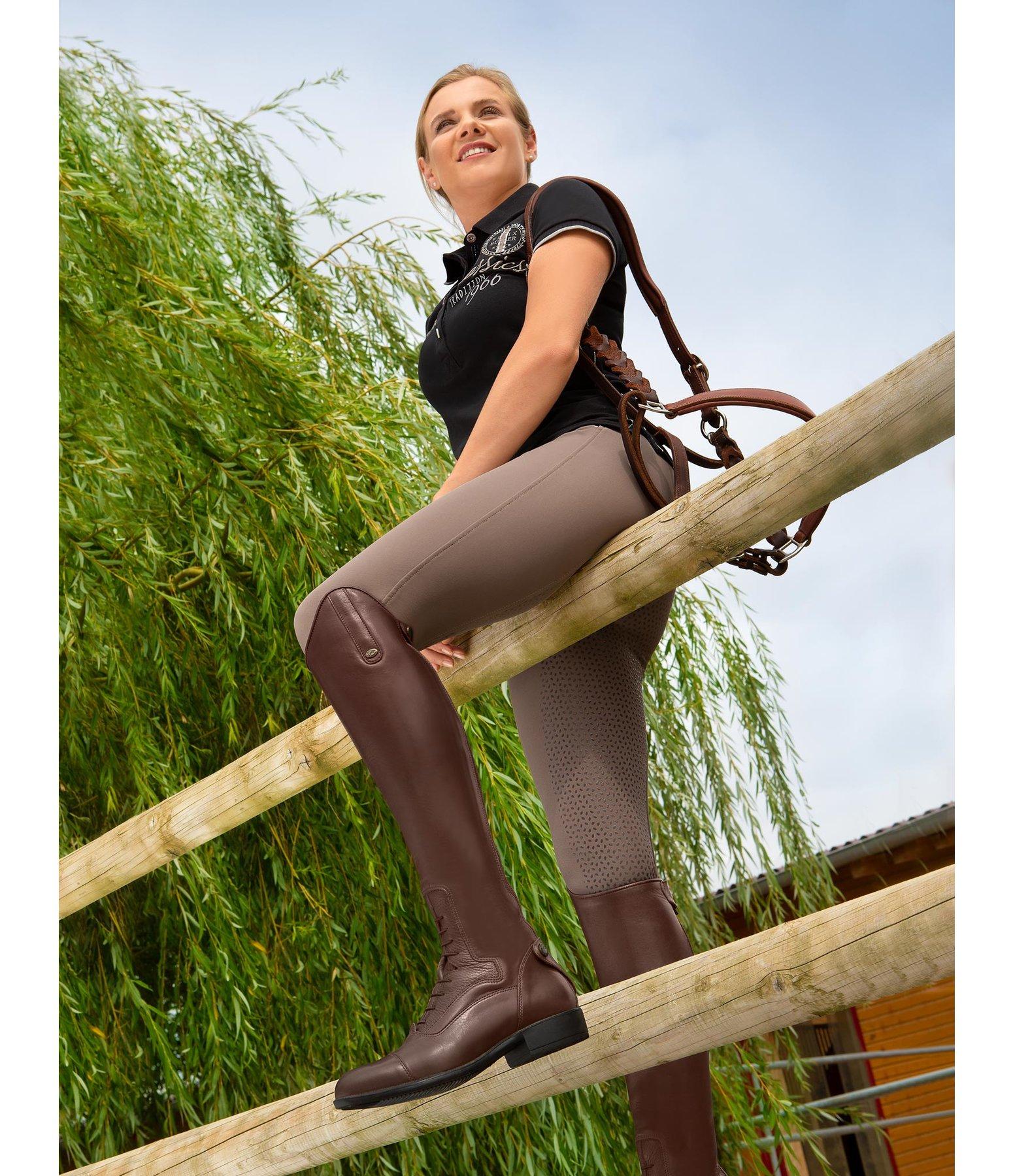 6740dae05 Felix Bühler Long Riding Boots Milano Cognac - 740830-4-CG - 3
