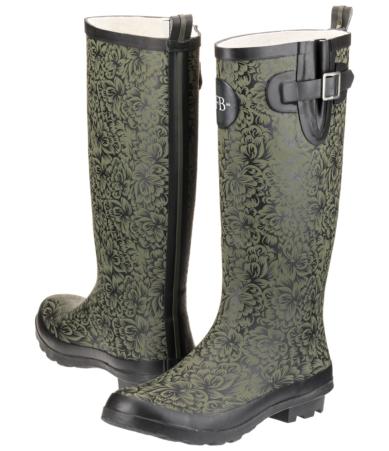 Wellington Boots Flowers