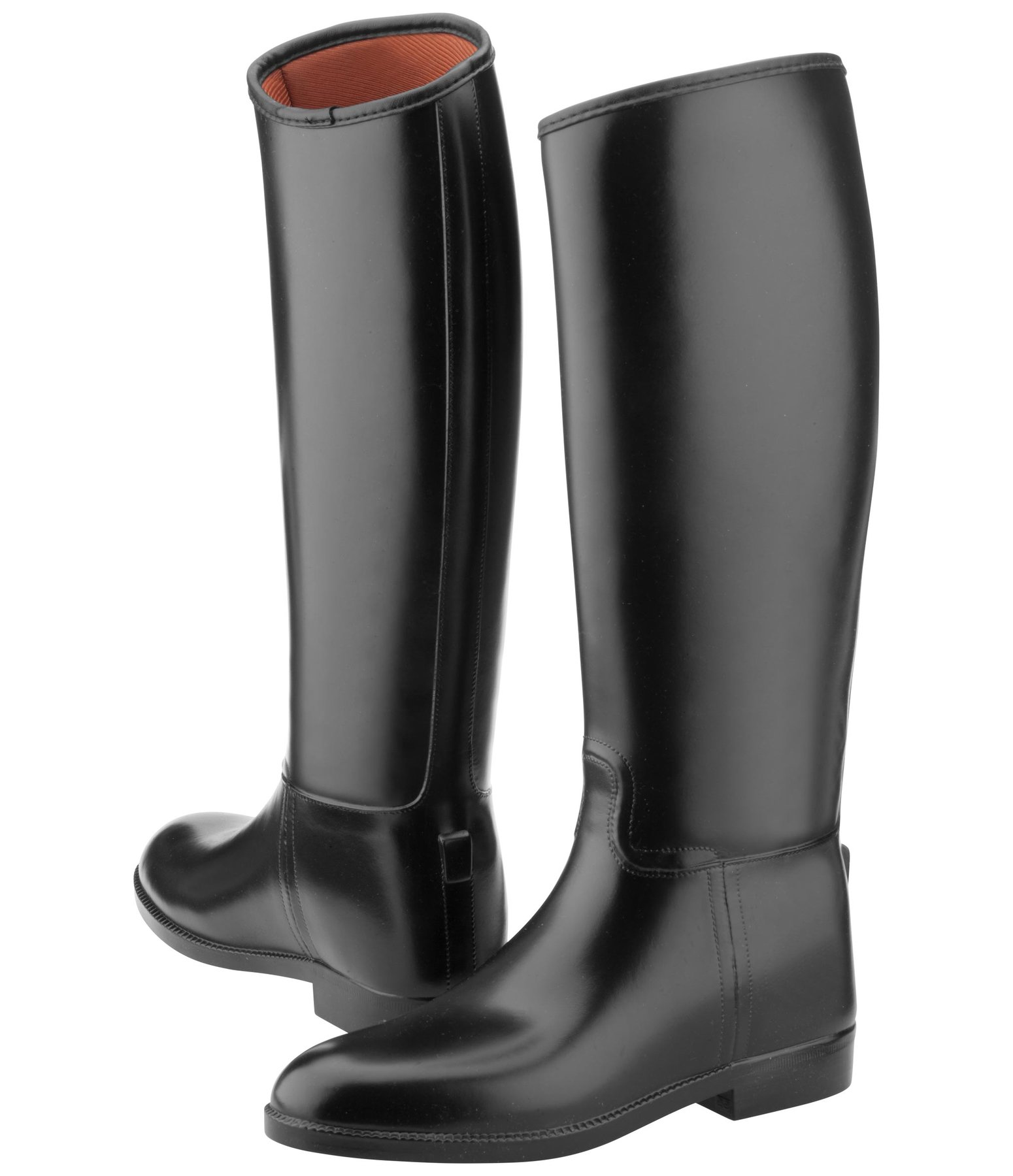 Long PVC Riding Boots Imperator