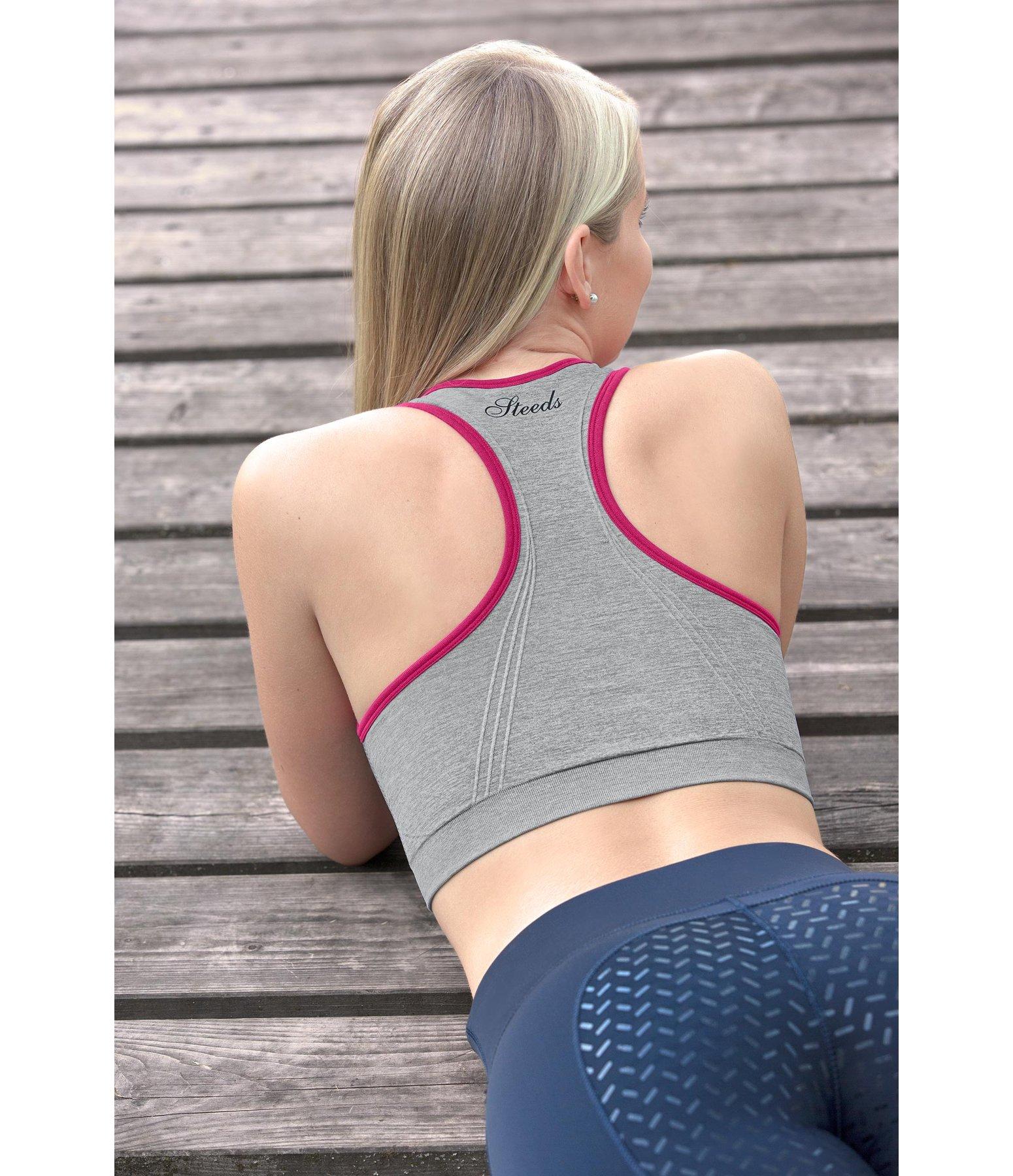 608be8f8f186a Sports Bra Indy - Underwear - Kramer Equestrian