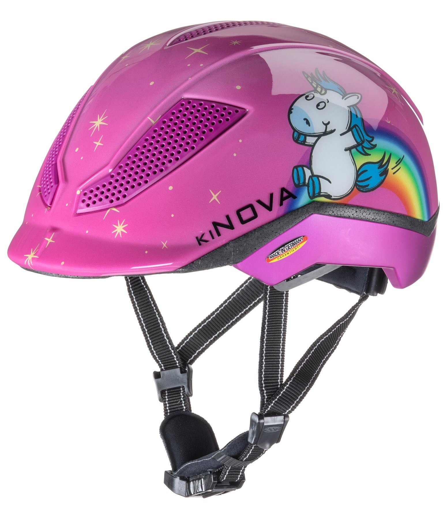 Children's Riding Hat KiNova Unicorn