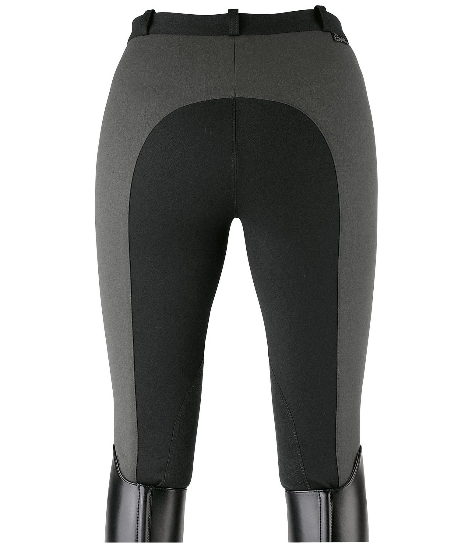 Women's Knee-Patch Breeches Pearl