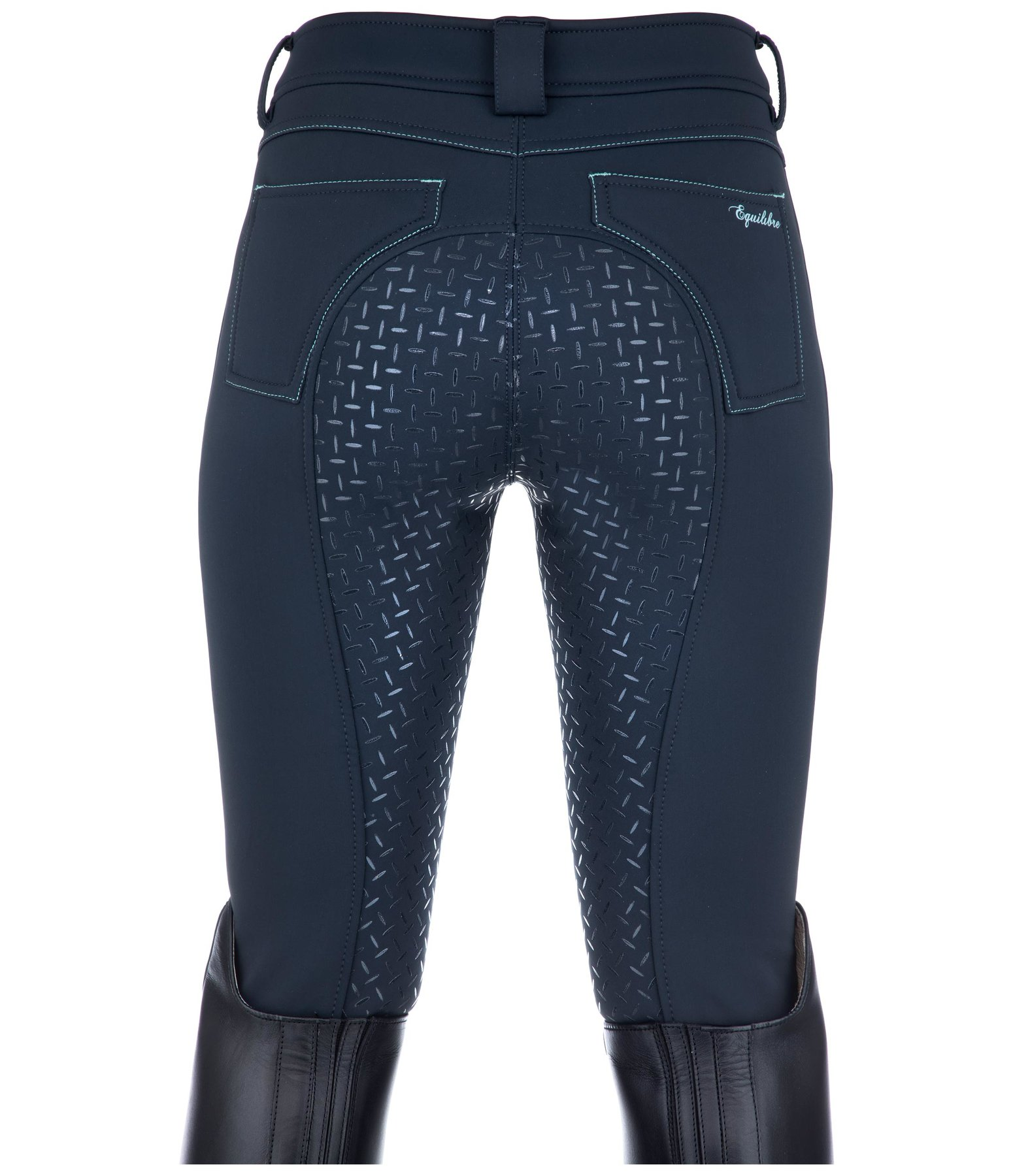 Children's Thermal Grip Full-Seat Breeches Malena