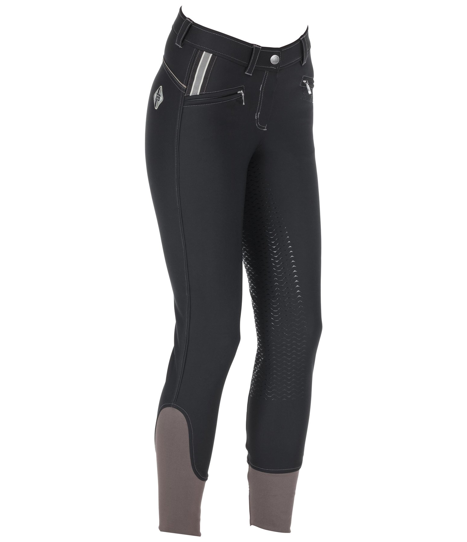 Grip Full-Seat Soft Shell Breeches Larissa