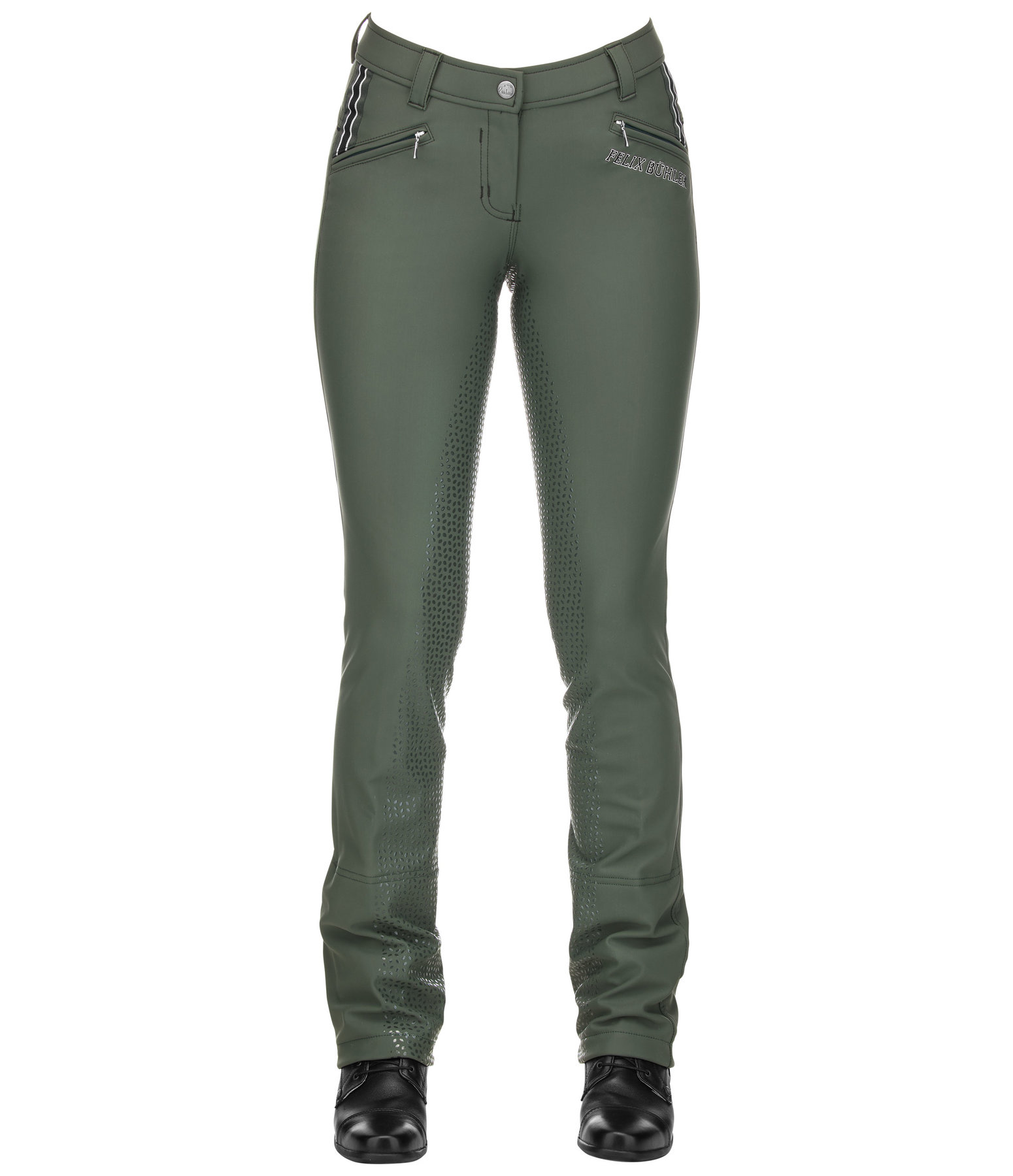 Grip Full-Seat Soft Shell Jodhpurs Milena