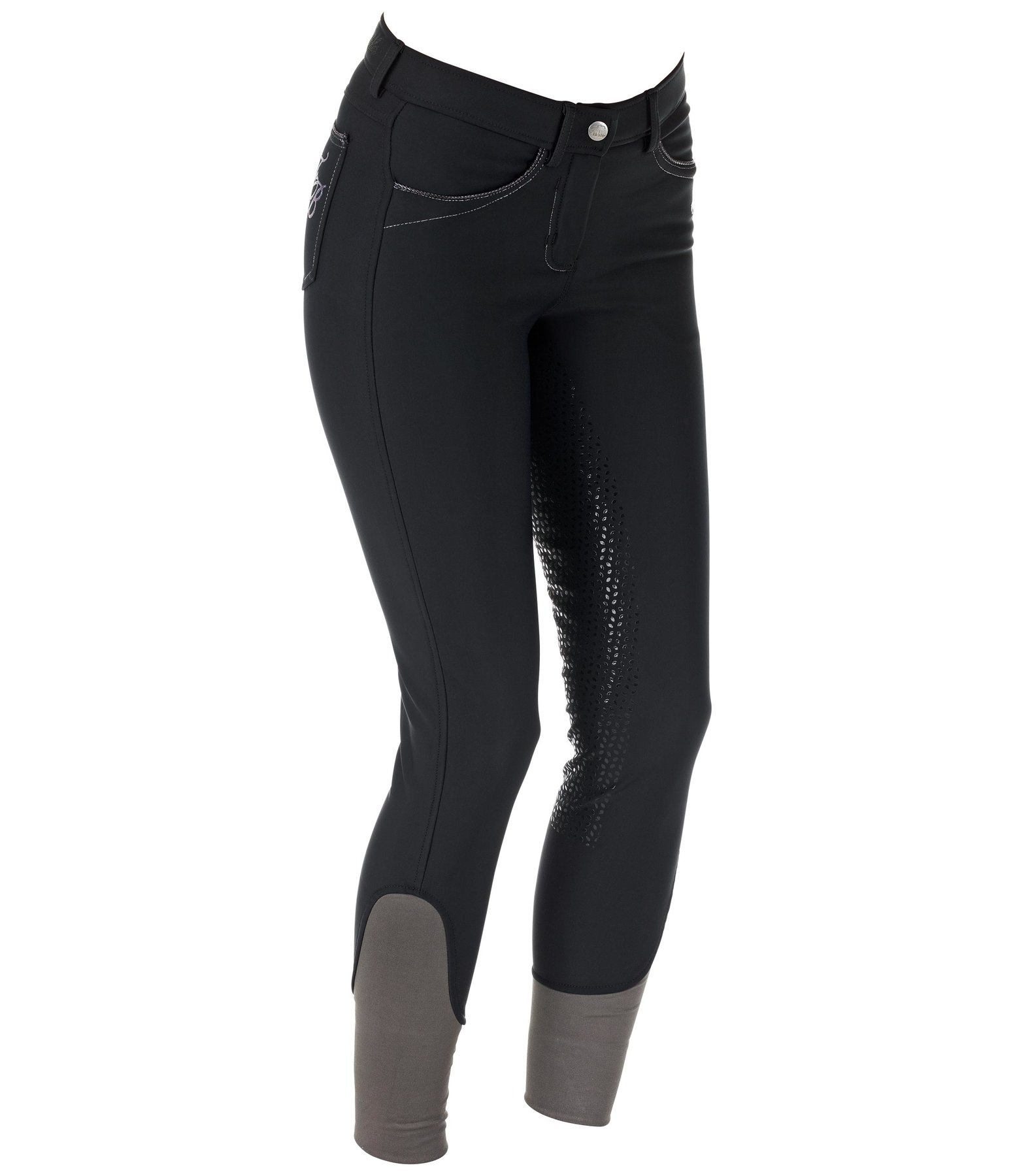 Grip Full-Seat Soft Shell Breeches Lilliana