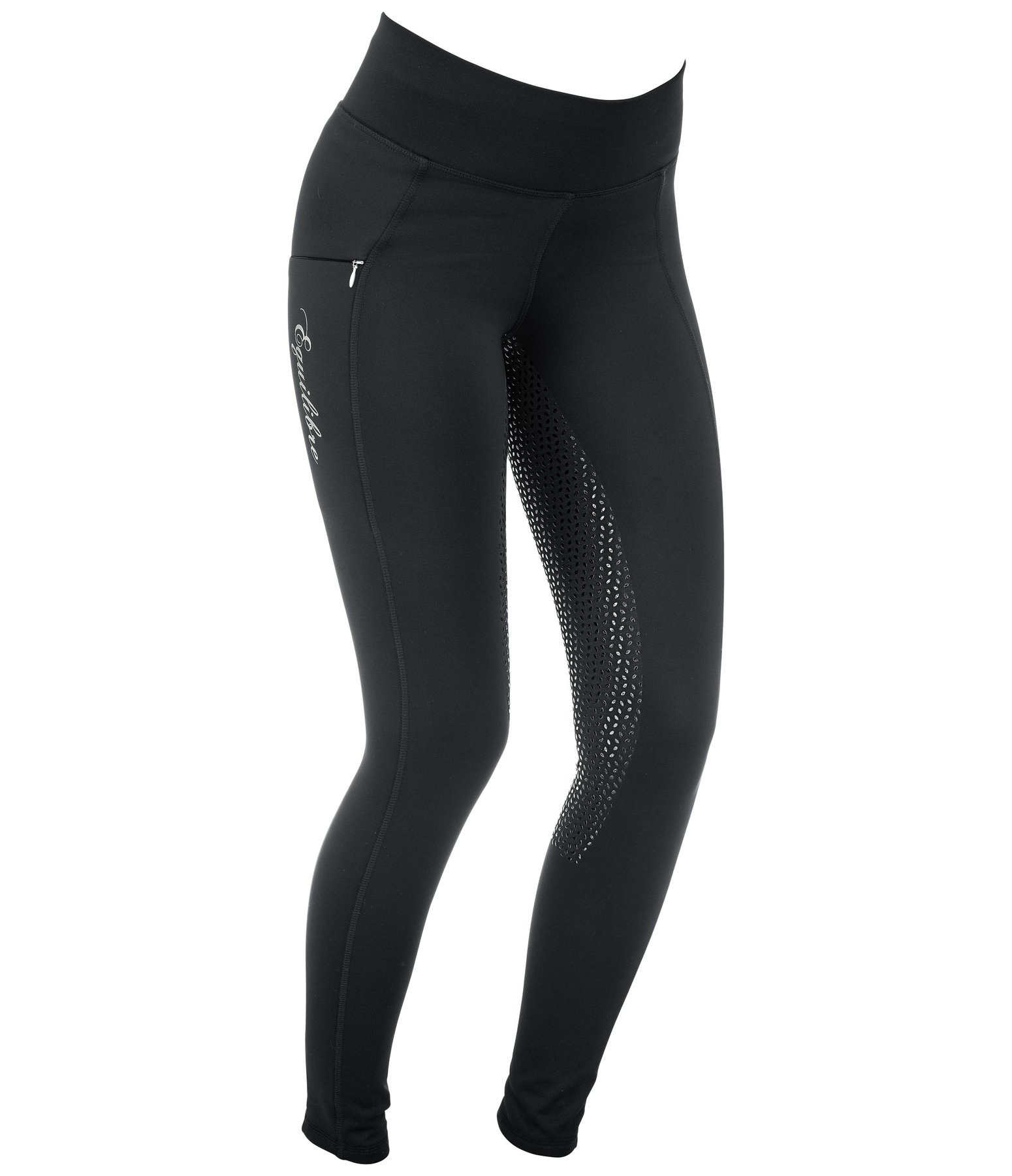 Grip Thermal Full-Seat Riding Leggings Hermine