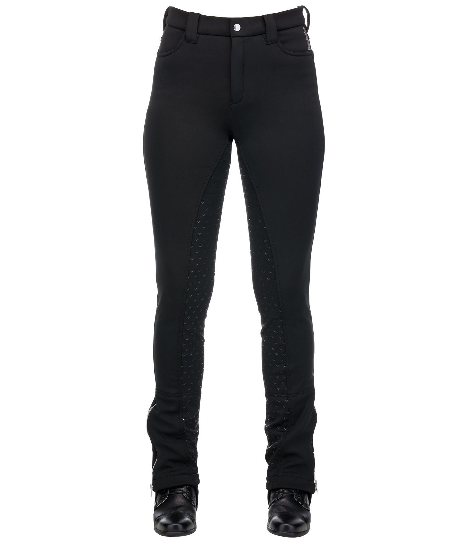 Thermal Jodhpurs Svarta