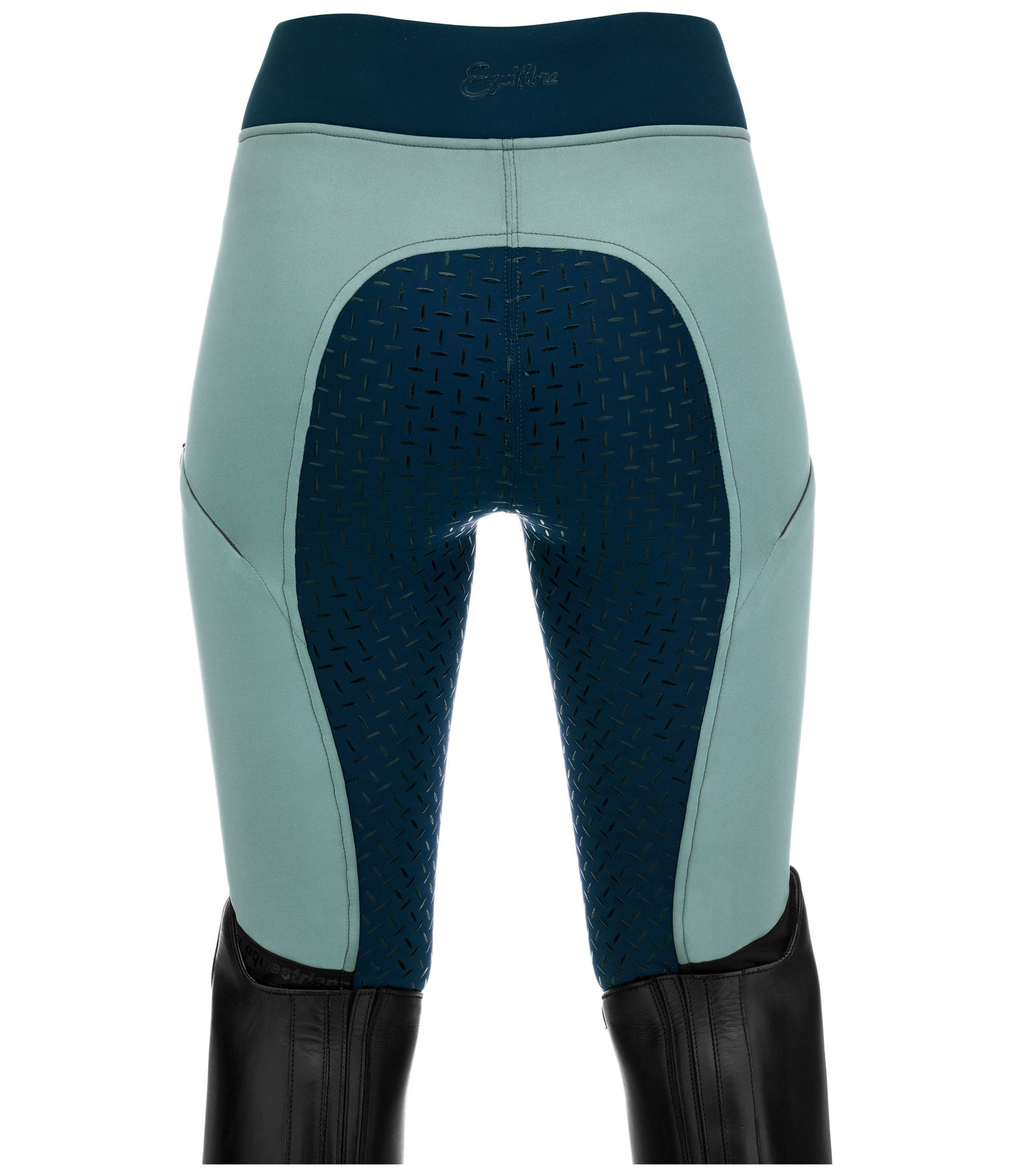 Children's Grip Thermal Full-Seat Riding Leggings Jamie
