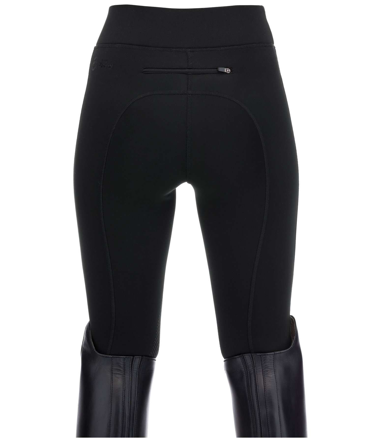 Children's Thermal Knee Patch Riding Leggings Elia