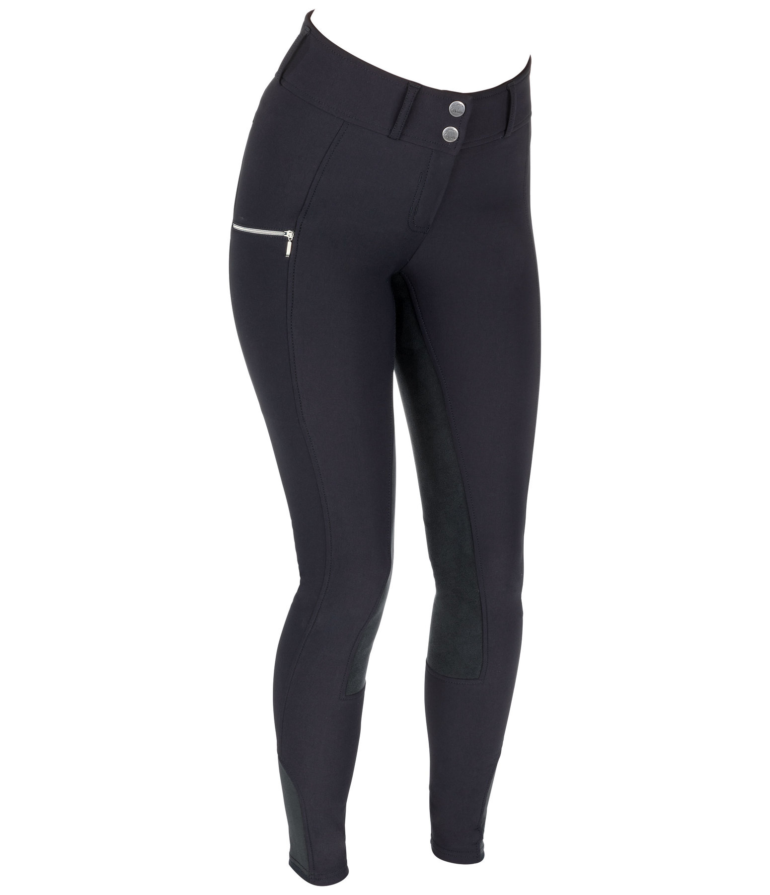 High-Waist Full-Seat Breeches Marleen