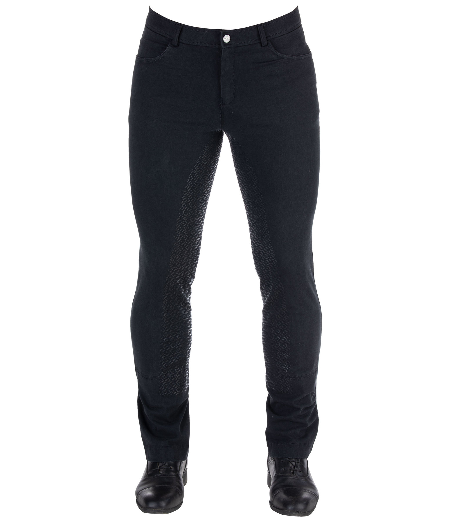 Men's Jodhpur Grip Full-Seat Denim Breeches Owen