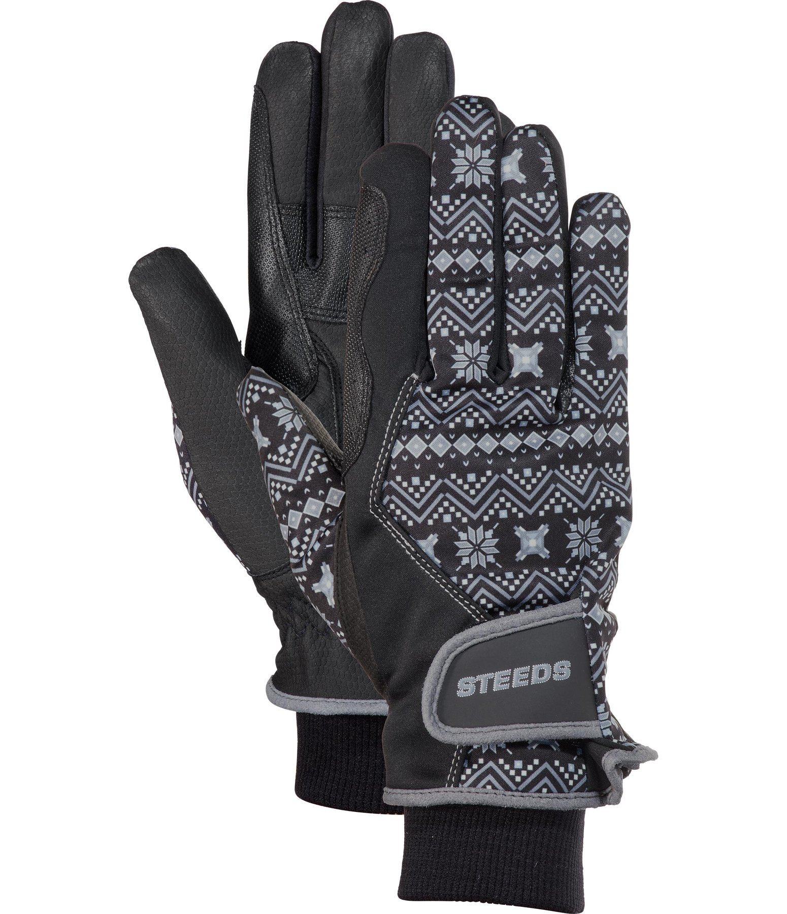 Winter Soft Shell Riding Gloves Steyr
