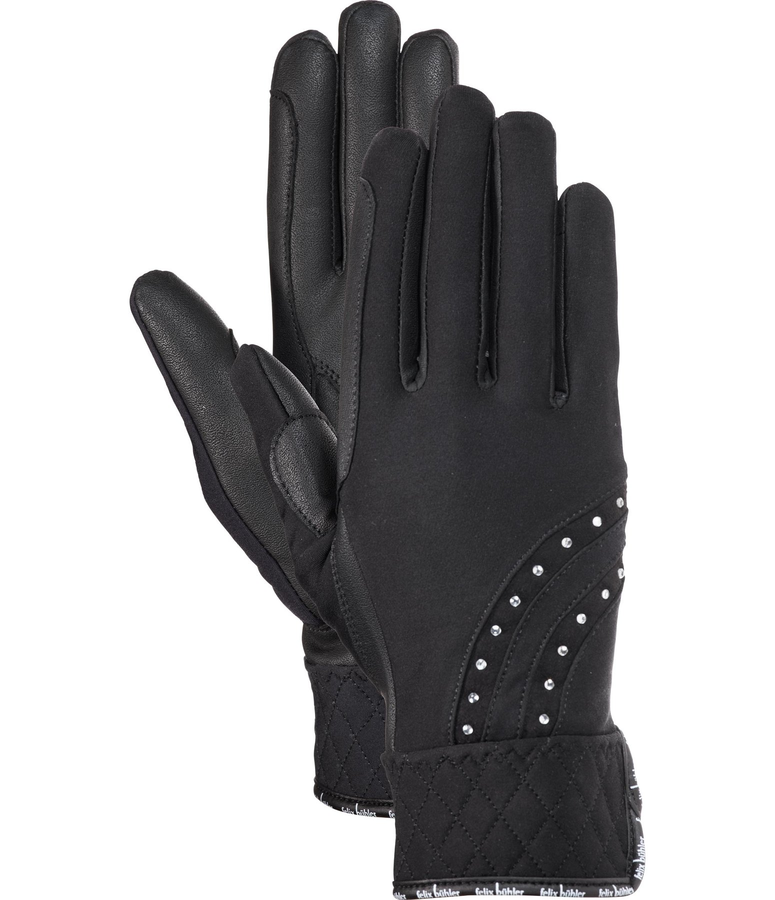 Winter Soft Shell Riding Gloves Sparkling