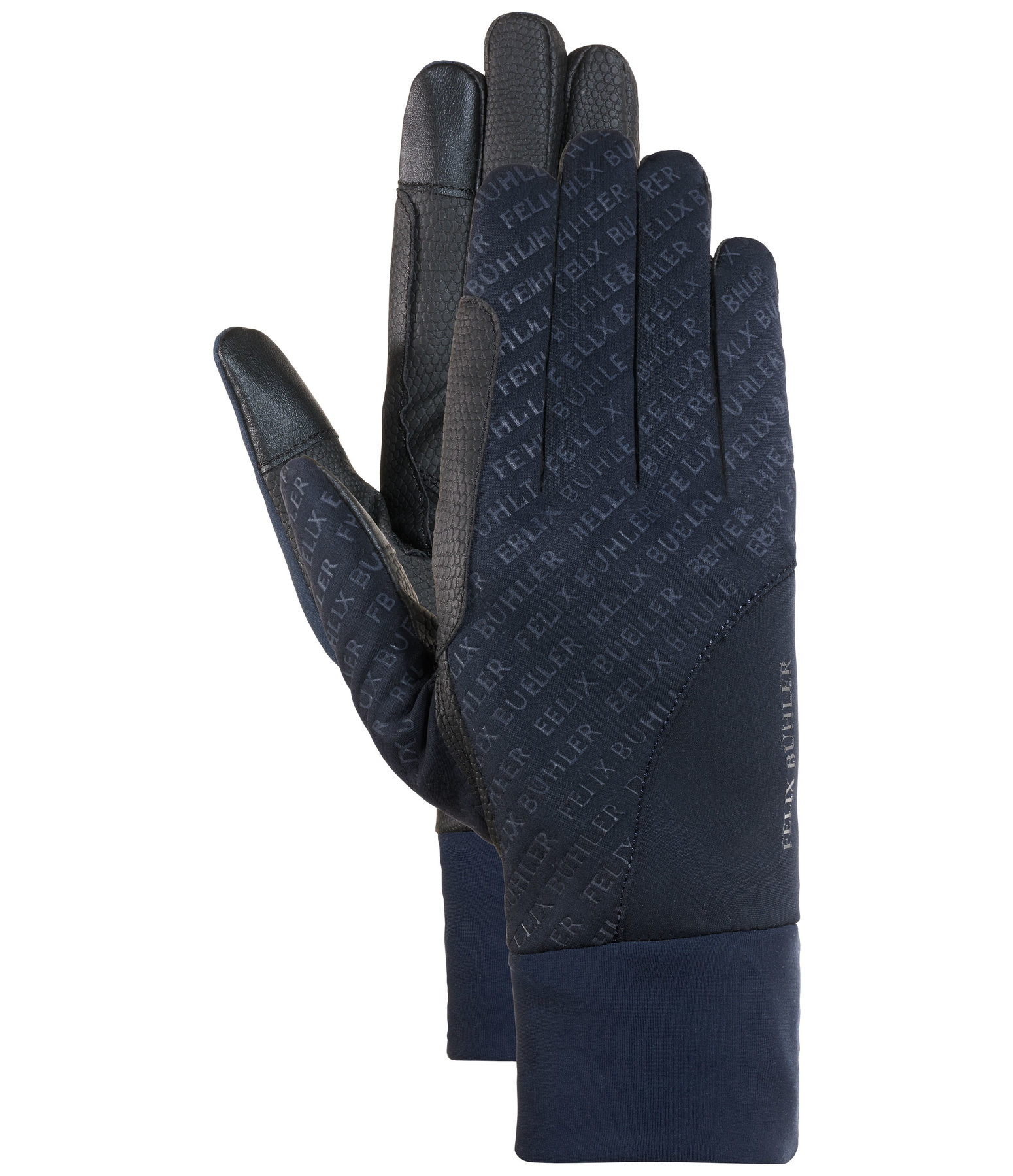 Winter Riding Glove Embossed