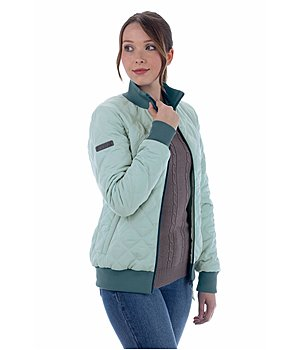 STONEDEEK Ladies Bomber Jacket Poppy - 183098