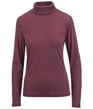 STONEDEEK Ladies Turtleneck Jumper Ruby - 183099-XS-FB