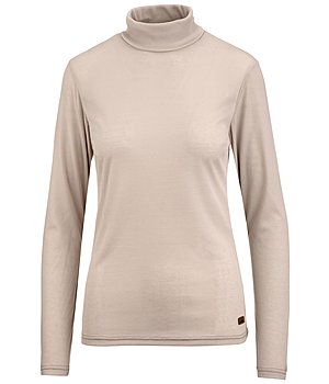 STONEDEEK Ladies Turtleneck Jumper Ruby - 183099-XS-LB