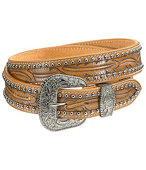 STONEDEEK Leather Belt Yakari - 183141-85-TB