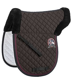 FENGUR Teddy Fleece Icelandic Saddle Pad Vogar - 210925