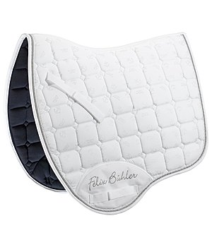 Felix Bühler Maritim Saddle Pad with Allover-Print - 210939