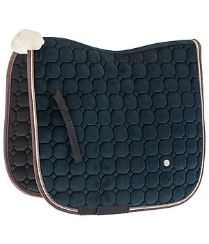 Felix Bühler Saddle Pad Basic Sports Velvet - 210957-DR-NV
