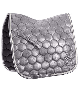 SHOWMASTER Saddle Pad Metallic Love - 210989-DR-CL