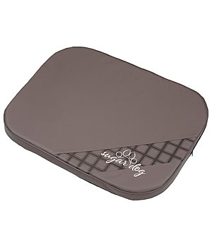 sugar dog Synthetic Leather Dog Mat with Memory Foam Miro - 230786-S-TA