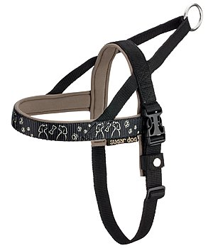 sugar dog Norwegian Harness Loyal Friendship - 230799-S-SN