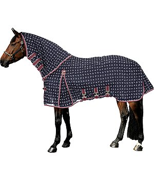 Felix Bühler Maritime Full Neck Fly Rug with Detachable Neck Sail Away With Me - 422265-6_6-NV