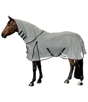 THERMO MASTER Full Neck Fly Rug with Retractable Neck - 422293-5_6-SI