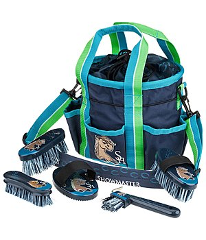 SHOWMASTER Children's Grooming Bag Kit Buddy, incl. grooming gear - 431752