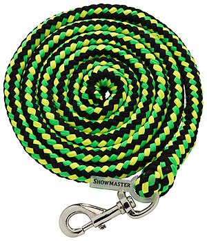 SHOWMASTER Lead Rope Bright with Snap Hook - 440276--BU