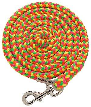 SHOWMASTER Lead Rope Bright with Snap Hook - 440276--NE