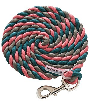 SHOWMASTER Lead Rope Flamingo & Zebra Love with Snap Hook - 440279--PE