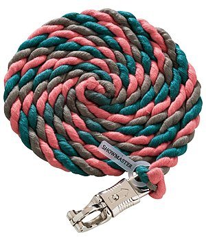 SHOWMASTER Lead Rope Flamingo & Zebra Love with Panic Snap - 440280--PE