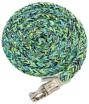 SHOWMASTER Lead Rope Bright with Panic Snap - 440554--AB
