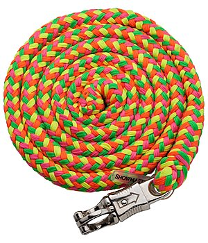SHOWMASTER Lead Rope Bright with Panic Snap - 440554--NE