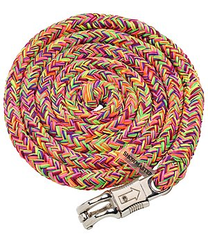 SHOWMASTER Lead Rope Bright with Panic Snap - 440554--RN