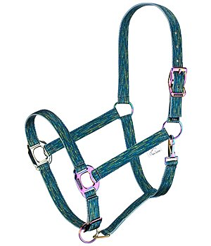 Felix Bühler Headcollar Colour Splash Stripy - 440726-F-GL