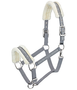 SHOWMASTER Headcollar Metallic Love - 440790-F-CL