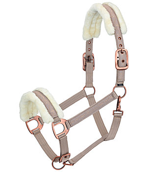 SHOWMASTER Headcollar Metallic Love - 440790-F-KA
